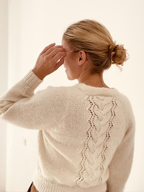 Knitting Pattern Emmanuel Cardigan