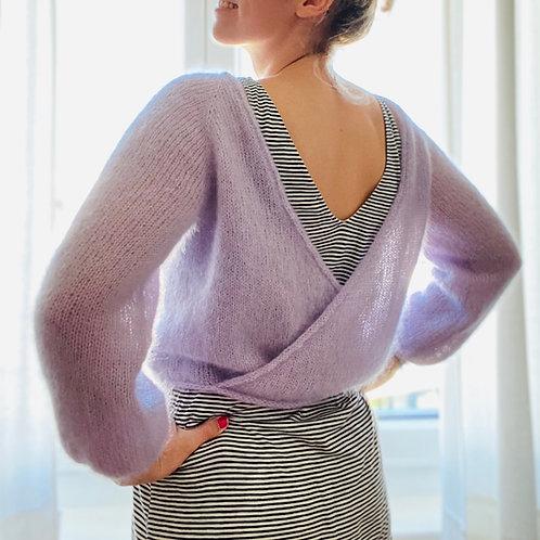 Oppskrift Camille Sweater
