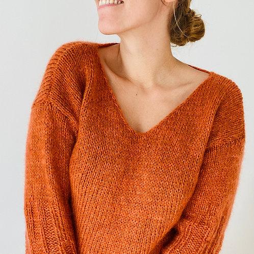 Knitting Pattern Pablo Sweater