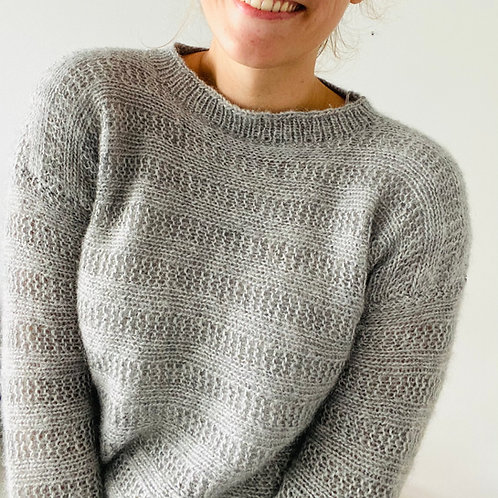 Strickanleitung Edvard Sweater