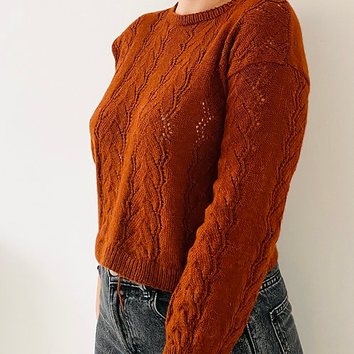 Strickanleitung Emmanuel Sweater