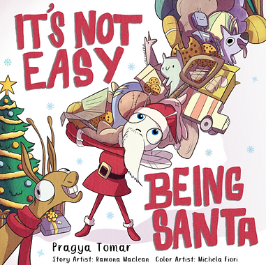 It's Not Easy Being Santa Cover.png