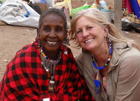 Marcia and Maasai woman.jpeg