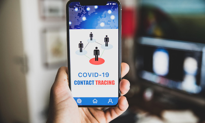 COVID-19 Contact-Tracing Apps: A New Digital Healthcare World