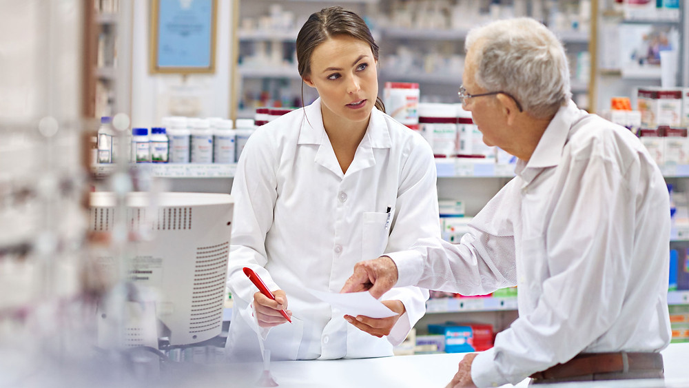 In Alberta, pharmacists can prescribe antibiotics.