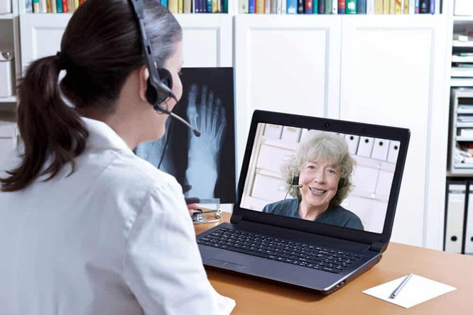Virtual healthcare visits - Modernization of digital health