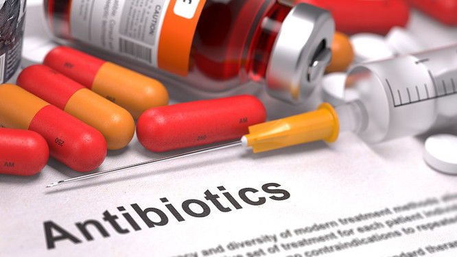 Has antibiotic course come to an end?
