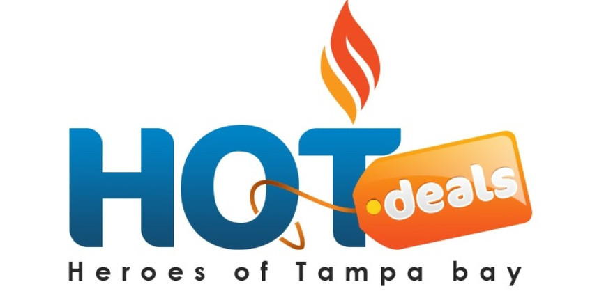 HOT DEALS FOR HEROES LOGO