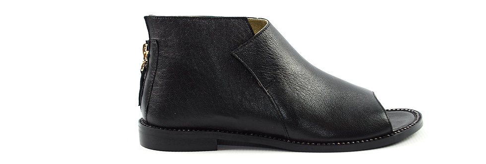 Sandały Fabio Fabrizi czarne 890