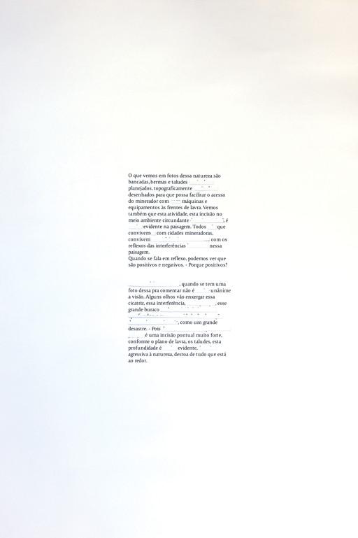 Invisibilidade Mineral 2012