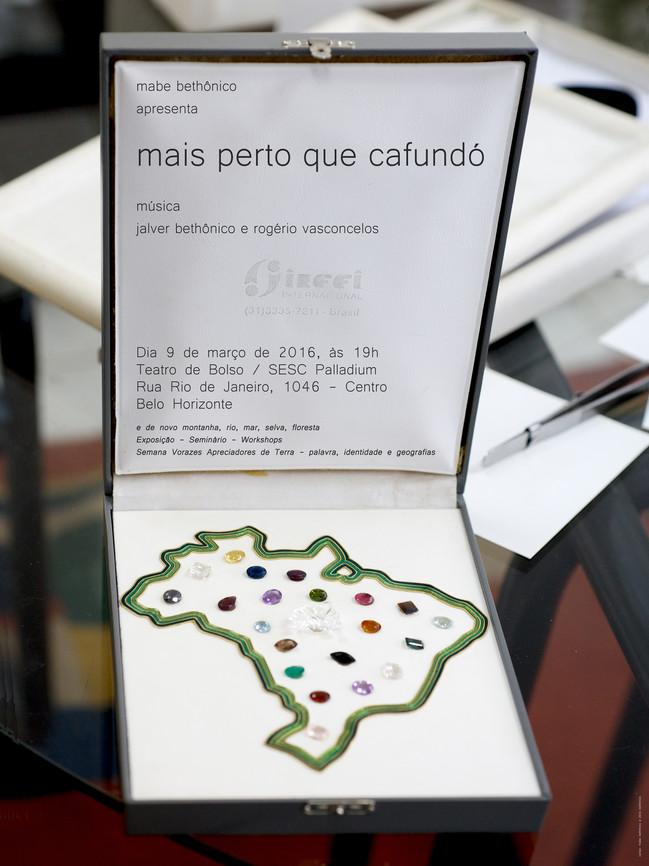 Closer Than Cafundó