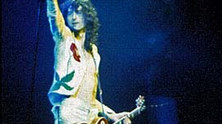 Did Jimmy Page Perform Occult Rituals During Concerts?