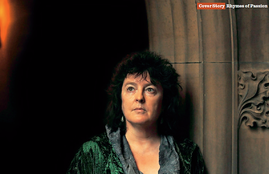 Carol Anne Duffy | interview with Cathy Galvin | The Sunday Times Magazine