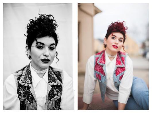 photography: jennifer stalvey styling: lillie syracuse makeup: lillie syracuse hair: mallory granrath