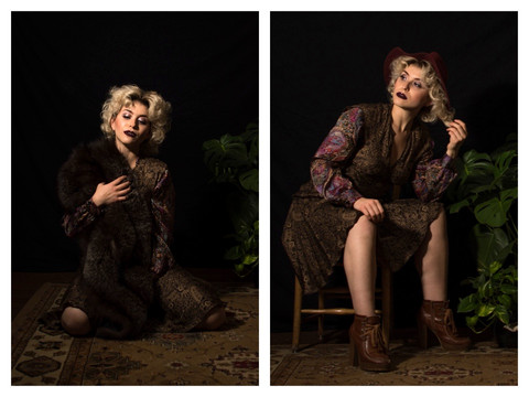 photography: amanda schuster styling: lillie syracuse hair and makeup: lillie syracuse