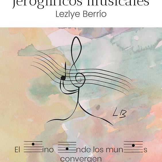 PREVENTA libro Jeroglíficos Musicales