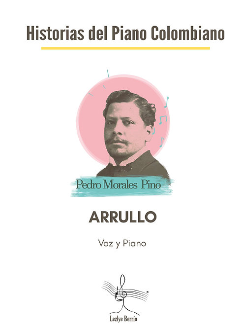 Arrullo (Voz y Piano) Pedro Morales Pino