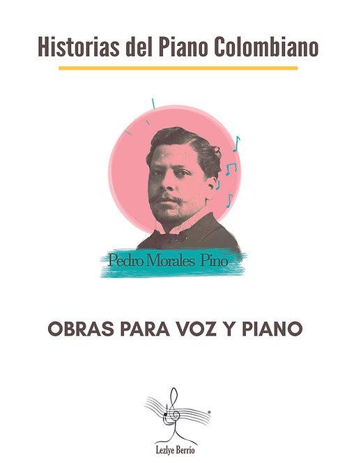 Colección de 16 Canciones Pedro Morales Pino