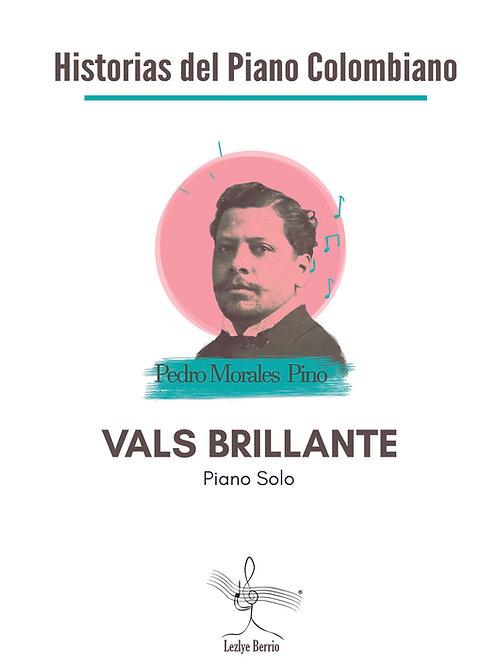 Vals Brillante (Piano SOLO) Pedro Morales Pino