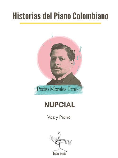 Nupcial (Voz y Piano) Pedro Morales Pino