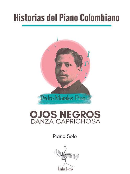 Ojos Negros (Piano SOLO) Pedro Morales Pino