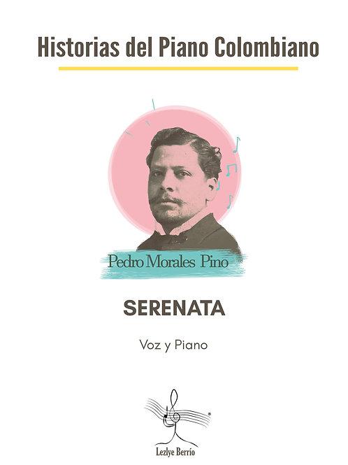 Serenata (Voz y Piano) Pedro Morales Pino