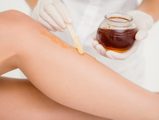 Exfoliating before Waxing is key.