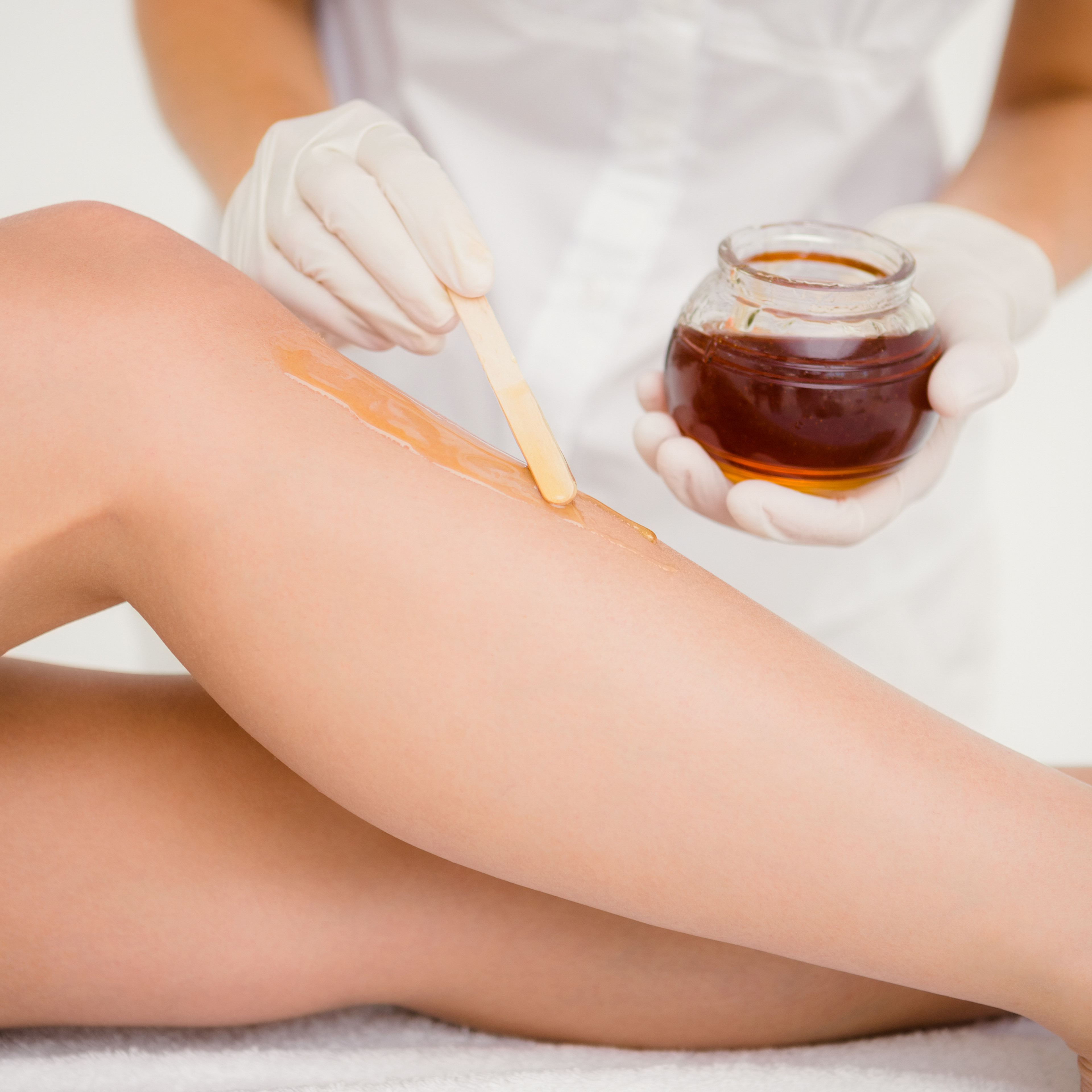 Waxing Hair Removal Service - Body Wax