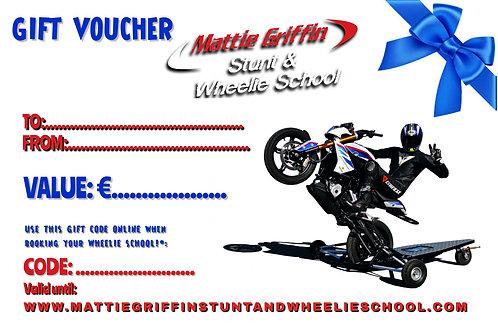 Gift Voucher €389