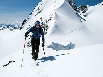 Cayoosh ski coast mountian backcountry skiing