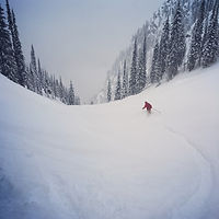 Revelstoke Backcountry skiing
