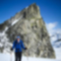 Brad Schalles ski gude Revelstoke