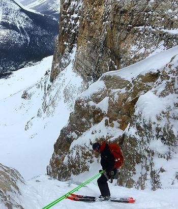 Rockies Ski Mountaineering