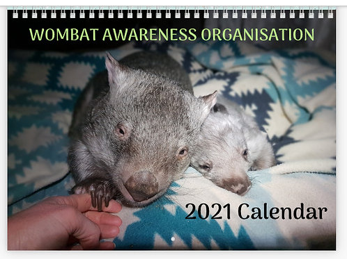 WAO 2021 Calendar INTERNATIONAL