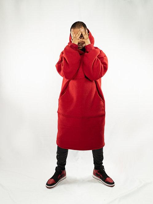 Súper Hoodie - Roja