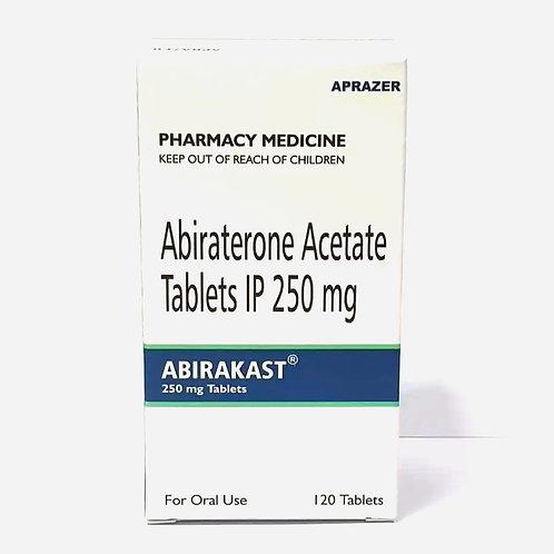Abirakast - абиратерон 250 мг