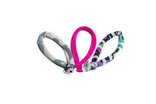 c.HAIR.i.TEE® Print Hair Tie 3 Pack