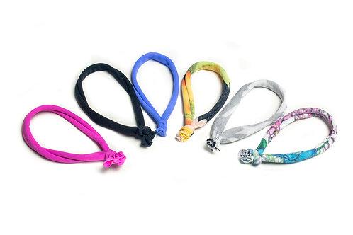 c.HAIR.i.TEE® Variety Hair Tie 6 pack