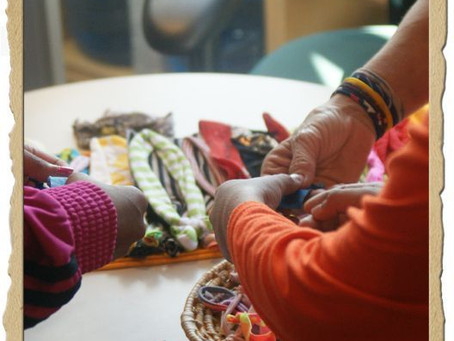Giving Love for Valentine's Day at Texas Children's Hospital : by Kyndra