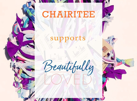 c.HAIR.i.TEE Supports Beautifully Loved