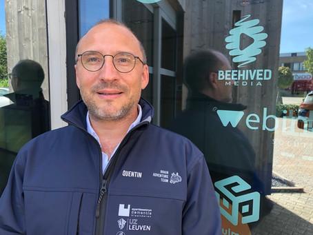 Beehived Media kijkt mee over onze schouder
