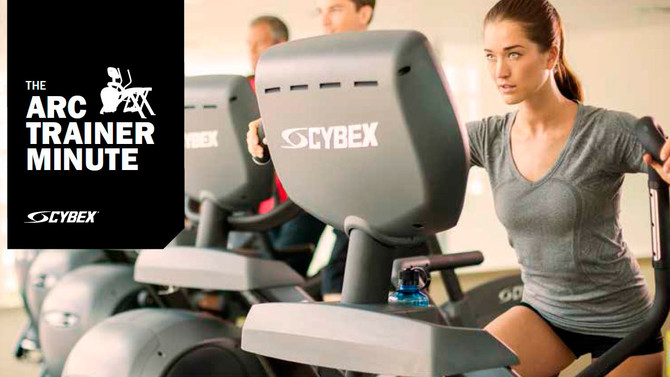 """Introduction to the Arc Trainer -  Series 1- """"General Fitness Interval"""""""