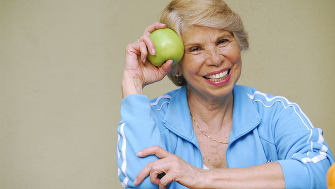 7 nutrition rules for active seniors