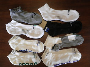 Atheletic and Running Socks