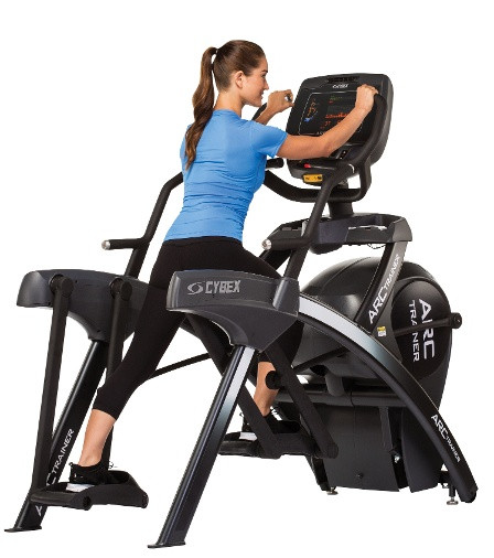 ARC TRAINER EXERCISE SERIES: HIGH INTENSITY INTERVAL TRAINING