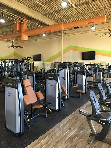Gym Fitness Center   Health Club Naples   Edison's Smart Fitness