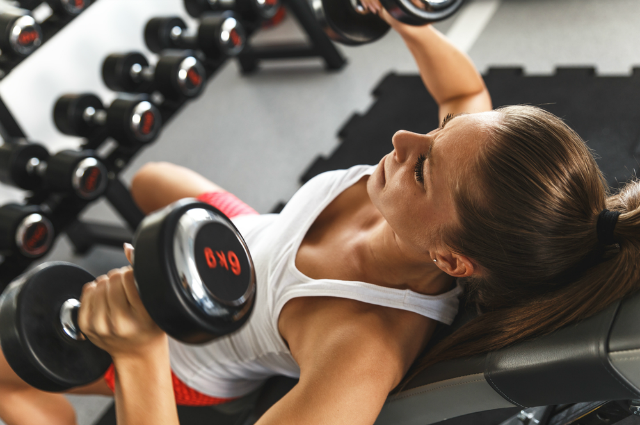 Longer Life, Better Sleep and 8 Other Lesser-Known Benefits of Weight Lifting
