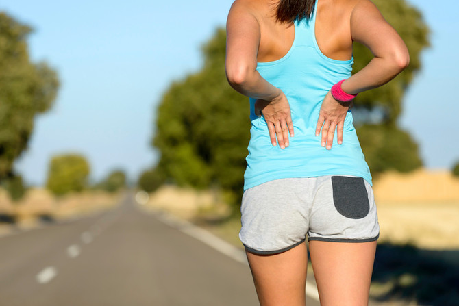 """The Difference Between """"Good"""" and """"Bad"""" Pain During Exercise"""