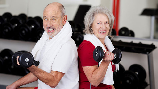 How to get a stubborn spouse to exercise
