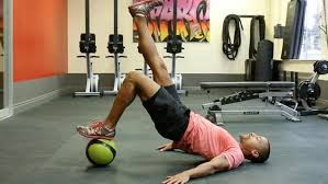 10 Medicine Ball Moves for Stronger Glutes